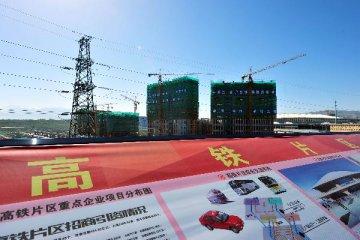 新丝绸之路经济带高铁渐近 陇海兰新经济带浮出水面
