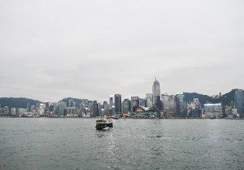 香港首季度經濟增長僅0.8% 金融保險升幅減慢至5.8%