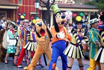 迪士尼擬落子中西部 重慶有意參與選址競爭