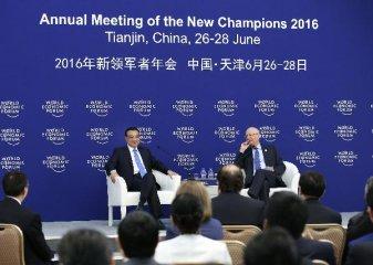 李克強:努力維護金融與資本市場穩定