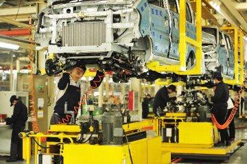 6月中國製造業PMI為50.0% 環比微降0.1個百分點