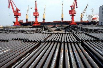 7月鋼鐵PMI快速回升至50.2% 重回擴張區間