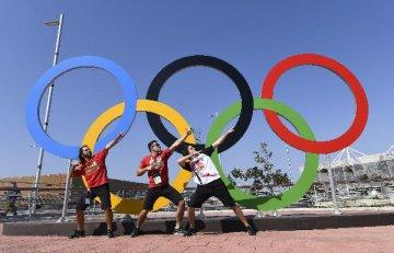里约奥运会 巴西再出发