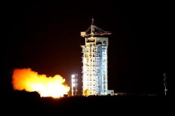 我国量子卫星发射成功 量子通信体系建设获突破