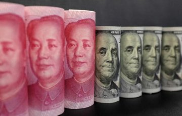外汇局:7月银行结售汇逆差2114亿元人民币