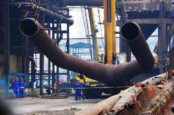 鋼鐵產能現騰挪跡象 產業轉型升級或提速