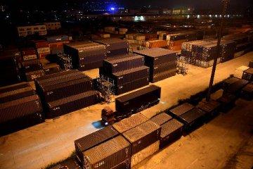 中國鐵路總公司:8月份集裝箱日均裝車量同比增長36.8%