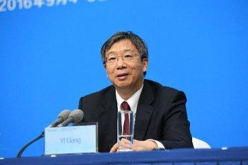 易綱:中國堅持穩健貨幣政策