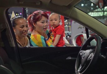 前8月新能源汽車銷量同比增長111%