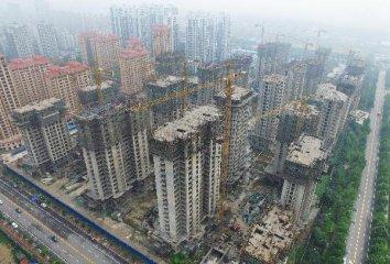 统计局:前8月房地产开发投资增速环比上涨
