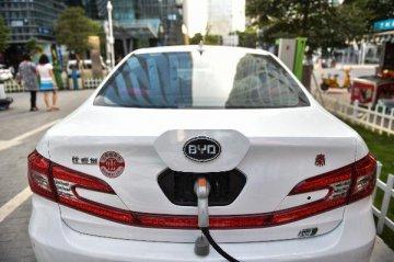 比亚迪宣布扩建在美电动汽车工厂