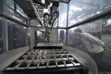 8月规模以上工业企业利润同比增长19.5% 增速加快