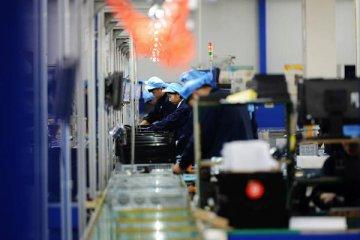 9月财新中国制造业PMI微升至50.1 现企稳迹象