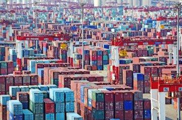 10月份我国进出口总值下降0.6%