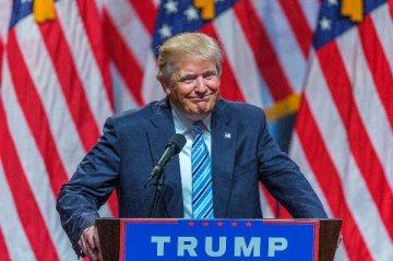 特朗普贏得美國總統大選