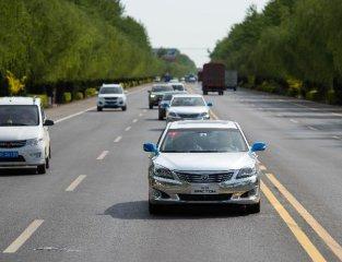 中国2018年后或将设立无人驾驶汽车通信标准