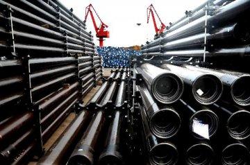 供需兩弱 鋼鐵PMI指數跌至榮枯線下