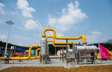 中國天然氣對外依存度已超三成 去年LNG工廠開工率不升反降