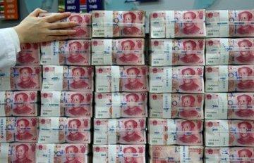 央行:去年12月末外汇占款环比降3178亿元