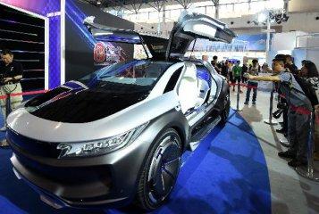 智能汽车顶层设计正制定 自动驾驶实现望提速