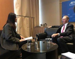 范華達:香港可發展成為綠色金融中心