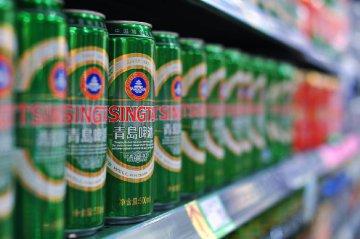 外媒:嘉士伯考慮收購青島啤酒20%股權