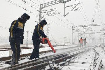 铁路今年新开工项目将达35个 总投资望创新高