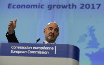 歐盟上調經濟增長預期