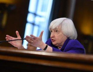 耶伦:特朗普财政措施不一定会促使美联储加息