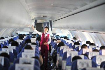 中国有望成为全球最大航空市场 产业发展提速