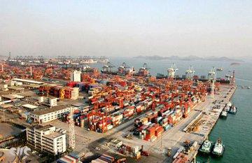 中文合資企業正式運營汶萊摩拉港集裝箱碼頭