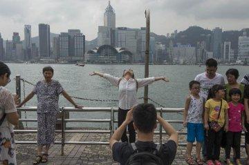 香港旅發局預測今年訪港內地旅客人次將跌3.7%