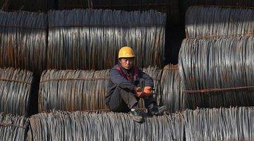 2月鋼鐵PMI升至51.4% 創近10個月最高
