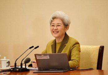 傅莹:证券法修订草案4月应能再次提请人大常委会进行审议
