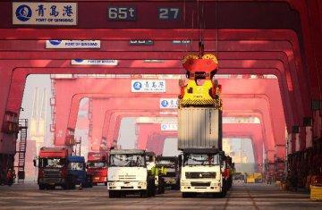 今年前2个月我国外贸进出口同比增长20.6%