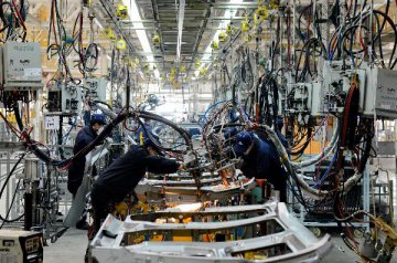 2月份工业生产者出厂价格同比上涨7.8%