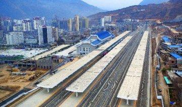 1月鐵路固定資產投資下降近三成