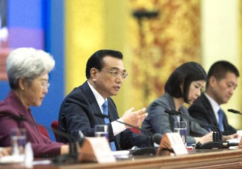 李克強:人民幣匯率會保持基本穩定