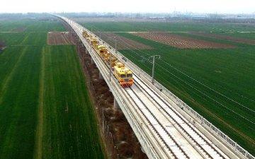长三角年内将开工建设12条铁路项目 总投资2262亿