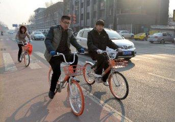 北京市共用單車規範發展意見正加緊制定