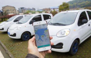 政策红利释放 国内外巨头争抢千亿共享汽车市场