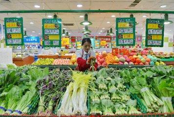 交行报告:食品价格明显回落 3月CPI同比涨幅或保持在0.8%