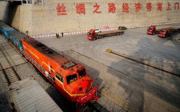 3月中国物流业景气指数为55.4% 环比略升