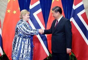 中挪双方就重启相关经贸安排达成共识