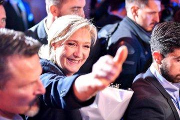 法国大选首轮有惊无险 欧洲资产出现疯狂涨势