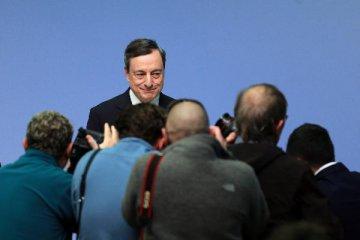 歐洲央行維持利率不變 每月QE規模調整為600億歐元