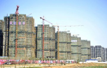 楼市调控供给侧发力 前四月土地及宅地供应大增
