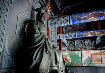羑裡城——中國遺存最早的國家監獄