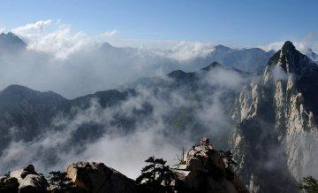 西嶽華山:奇險天下第一山