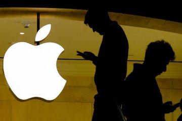 蘋果股價創新高 市值首次突破8千億美元大關